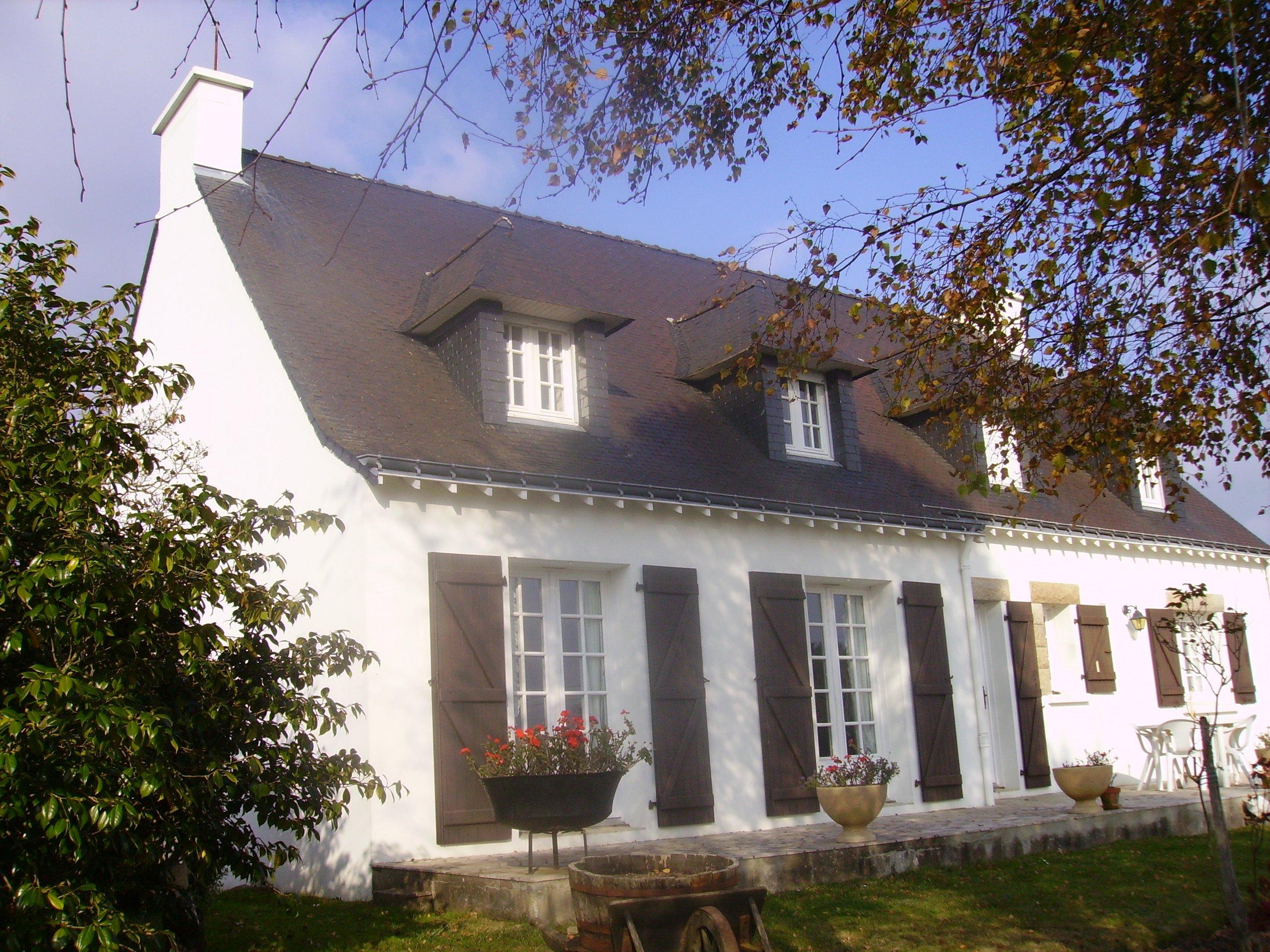 Vend maison traditionnelle bretonne proche auray 56 vente maison tradit - Maison traditionnelle bretonne ...